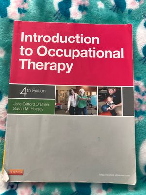 occupational therapy book for Sale in WILOUGHBY HLS, OH