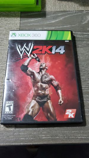 Xbox 360 game for Sale in Homestead, FL