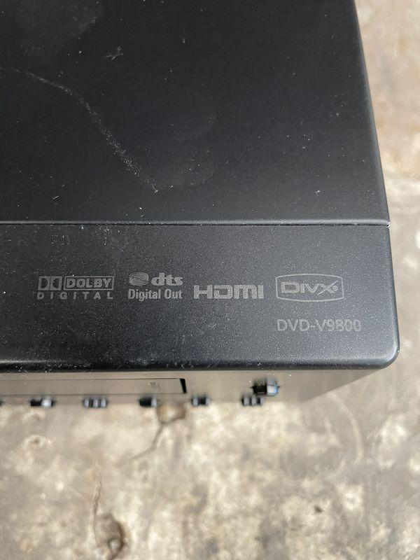 Samsung DVD/VHS Player