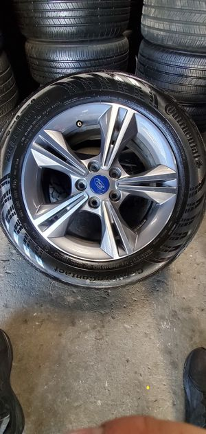 Fusion rims, explorer rims, mustang rims, escape rims, focus rims, Ford wheels for Sale in Anaheim, CA