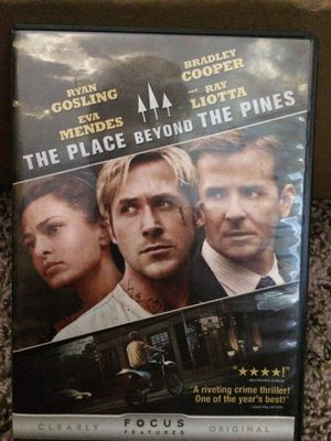 The Place Beyond the Pines dvd movie Gosling Mendes Cooper for Sale in Murrieta, CA