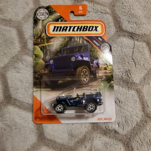 Matchbox Jeep Willys, Homies, General,Antiques, Toys, Collectors, Kids, Electronics, Jada Toys, Locsters, Matchbox for Sale in Norwalk, CA