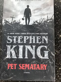 Pet Sematary by Stephen King for Sale in Aurora,  CO