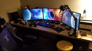 Full Gaming/Streaming PC System for Sale in Silsbee, TX