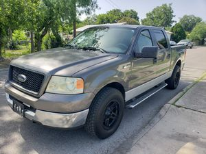 05 Ford F150 XLT for Sale in San Antonio, TX