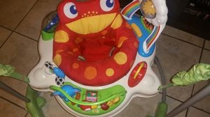 Kids play jump seat child toy for Sale in Miami, FL