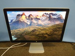 """2 of Apple 27"""" Cinema Display = EACH 275$ for Sale in Schaumburg, IL"""