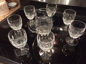 Vintage Waterford crystal for Sale in Finleyville, PA