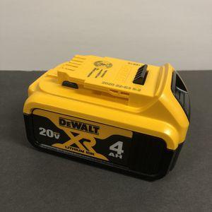 NEW Dewalt Battery 20v XR for Sale in Vancouver, WA