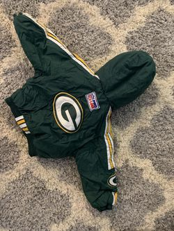 Greenbay packers jacket size 2T for Sale in Bend,  OR