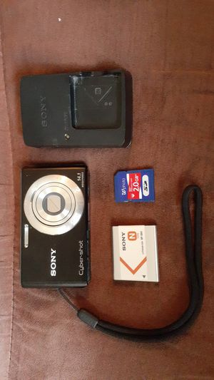 Sony cyber-shot digital camera for Sale in San Antonio, TX
