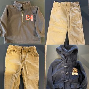 18 Month Masculine Clothing for Sale in Seattle, WA