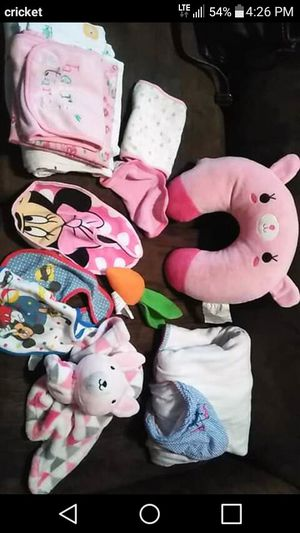 Lot of baby girl stuff for Sale in Hillsboro, OR