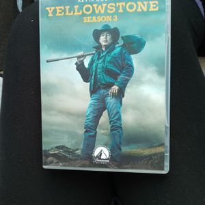 Yellowstone. Season 3 Like New for Sale in Federal Way, WA