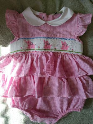 Perfect Easter outfit 12 months for Sale in West Palm Beach, FL