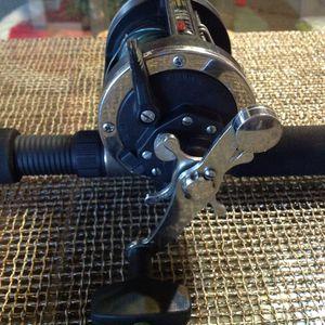 Penn 310 GTI Reel & Daiwa 7' Seagate Fast Action Rod & Tackle Included Striper Halibut Sturgeon Rock Cod for Sale in Hayward, CA