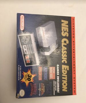 Brand New Sealed Nintendo NES console for Sale in Neptune City, NJ