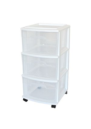 Plastic Storage with Drawers for Sale in San Diego, CA