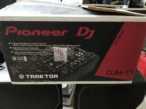 Pioneer Tractor Mixer DJM-T1 w/Kontrol F1 board for Sale in Orlando, FL