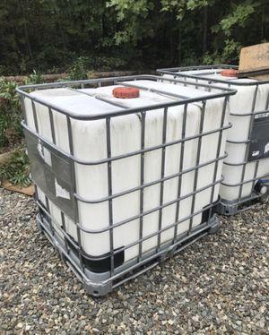 275 gallon water tanks for Sale in Beaverdam, VA