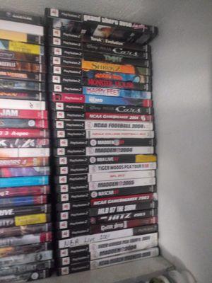 70+ ps2 games for Sale in Roanoke, VA
