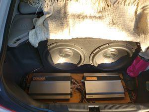 Car audio equipment for Sale in Rancho Cordova, CA