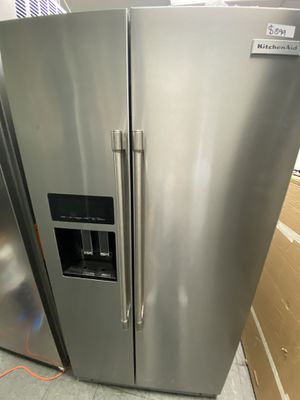 KITCHENAID SIDE BY SIDE STAINLESS STEEL for Sale in Menifee, CA