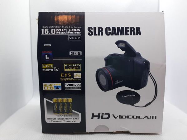 SLR Camera HD Video Cam 16.0MP Max