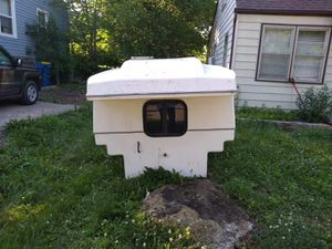 Camper shell for pick up truck for Sale in Liberty, MO