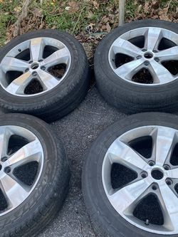 20 Inch Jeep Cherokee Rims for Sale in Annapolis,  MD