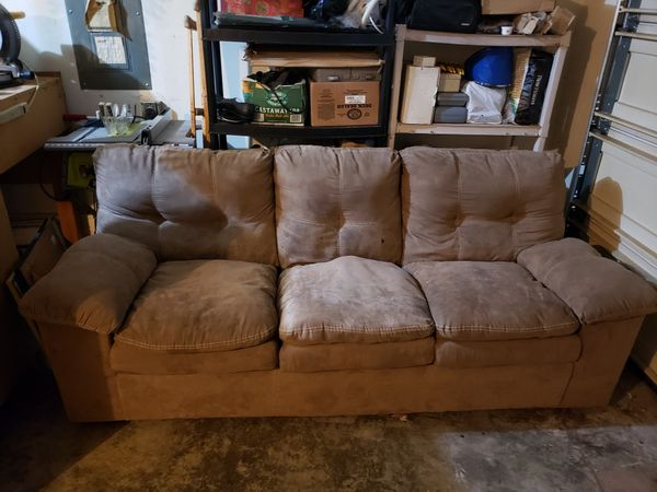 Misc. Furnitur For Sell. Dresser 25. Hutch 50. Couches 10. Ea. Solid Wood