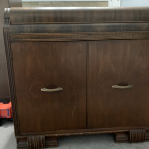 Vintage Art Deco Cabinet for Sale in Fairfax, VA