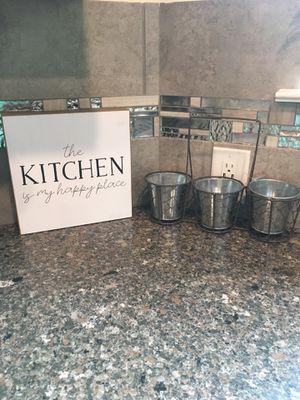 Kitchen decor home decor for Sale in Houston, TX