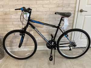 """New Mountain Bike 26"""" for riders 5'3"""" to 5'11"""" tall, 18 Speed, front Suspension. for Sale in Winter Garden, FL"""
