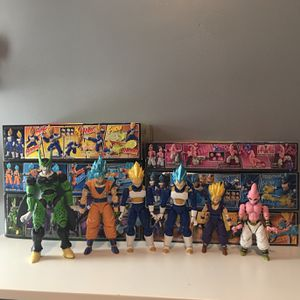 Bandai Figure Rise Standard Dragon Ball Z Lot for Sale in Milford, CT