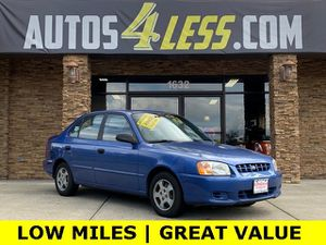 2001 Hyundai Accent for Sale in Puyallup, WA