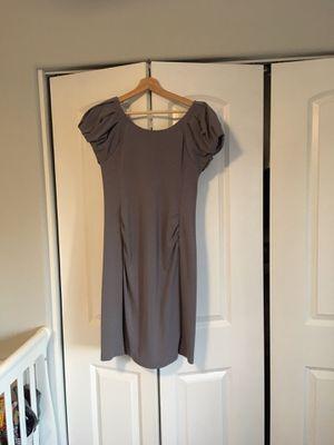 Maternity Midi Grey Gap Dress Size M for Sale in Sacramento, CA