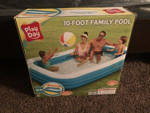 Play Day 10-Ft Family Pool for Sale in Hendersonville, TN