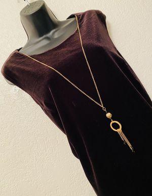 R&M RICHARDS Petite, Brown Velvet Sleeveless Dress, Size 18W for Sale in Phoenix, AZ