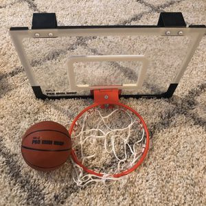 "Mini Hoop 18"" x 12"" Basketball Hoop for Sale in Reston, VA"