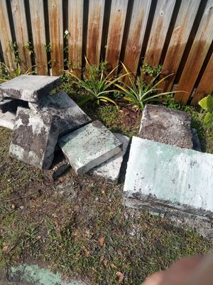 Free concrete for Sale in Palm Springs, FL