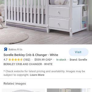 Convertible Crib for Sale in Pomona, CA