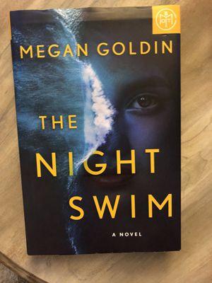 The Night Swim - Megan Goldin for Sale in Portland, OR