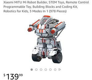 MI robot builder for Sale in Olney, MD
