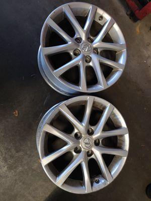 Lexus is250 alloy wheels for Sale in Champlin, MN