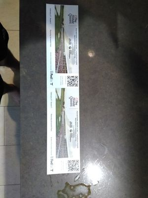 Two Honda classic tickets and parking pass Thursday for Sale in Jupiter, FL
