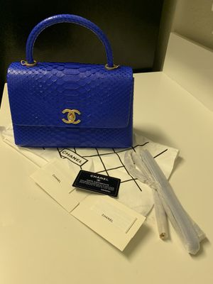 New Chanel Blue Classic for Sale in Henderson, NV
