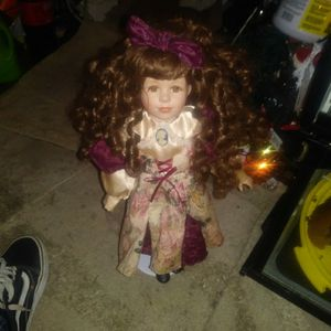 Antique Doll for Sale in Alvin, TX