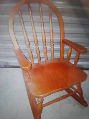 Kids rocking chair for Sale in Hickory Hills, IL