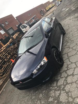 Mitsubishi Lancer 2014 58 millas for Sale in UNIVERSITY PA, MD